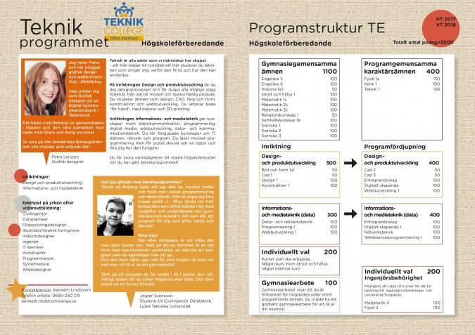 TE: infoblad